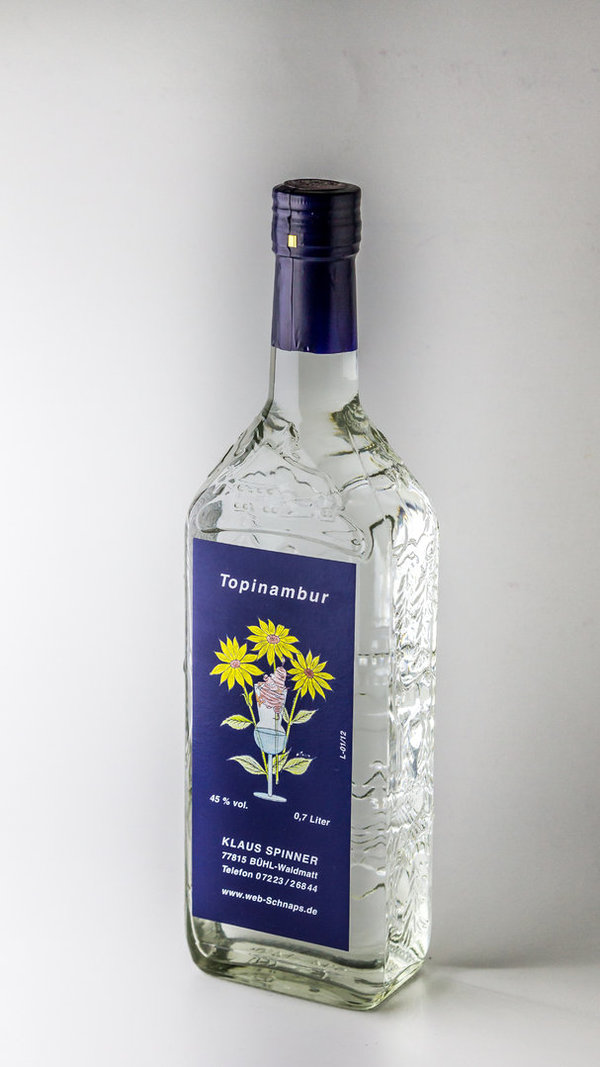 Topinambur 0,7 Liter 45%vol